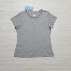 PEPPERTS Girls T-Shirt (GRAY) (7 to 12 Years)