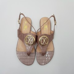 CLOWSE Ladies Sandals Shoes (NUDE) (36 to 41)