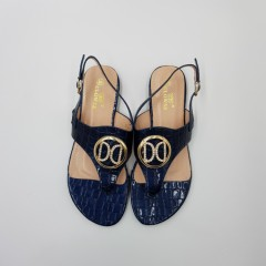 CLOWSE Ladies Sandals Shoes (NAVY) (36 to 41)