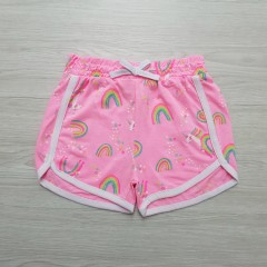 FREE STYLE Girls Shorty (PINK) (2 to 8 Years)