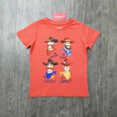 MAYORAL Boys T-Shirt (ORANGE) (2 to 9 Years)