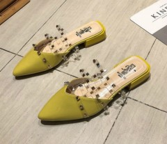 Ladies Shoes ( YELLOW ) (36 to 40)
