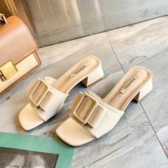 Ladies Shoes ( CREAM ) (36 to 40)