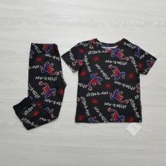 NEXT KIDS Boys 2 Pcs Pyjama Set (BLACK) (2 To 8 Years)