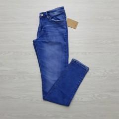 CELIO Mens Slim Fit Jeans (BLUE) (28 to 38)