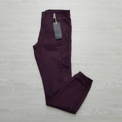 TEDDY SMITH Mens Jeans (MAROON) (27 to 36)