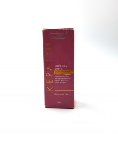 SKIN DOCTOR Skin Doctor Keratin hair Serum Silkenss, Shine and Transform your hair (30ml) (MOS)