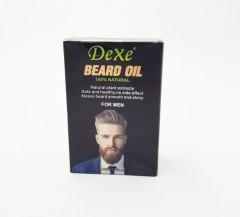 DEXE Beard Oil 100% Natural (50ML)(MOS)