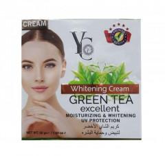 Whitening Cream Green Tea (MOS) (50GM)