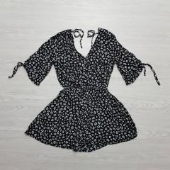 GENERIC Ladies Romper (BLACK)(XS - S - M- L - XL)
