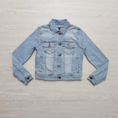 JOE FRESH Ladies Denim Jacket (LIGHT BLUE) (XS - S - M - L - XL)