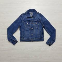 JOE FRESH Ladies Denim Jacket (BLUE) (XS - S - M - L - XL)