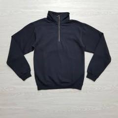 COZY CREEK Mens Jacket (BLACK) (S - M - L - XL - XXL)