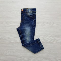 PRIMARK Girls Jeans (NAVY) (1 to 15 Years)
