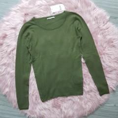 ZUIKI Ladies Blouse (GREEN) (S - M - L - XL)