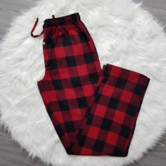 ARIE Mens Pants (BLACK - RED) (S - L - XL - XXL - 3XL)