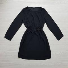 ESMARA Ladies Dress (BLACK) (36  to 44 EURO)