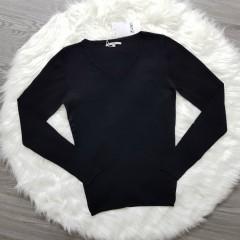ZUIKI Ladies Blouse (BLACK) (S - M - L - XL)