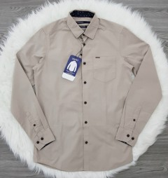 SPRIT Mens Long Sleeved T-Shirt (LIGHT PINK) (S - M - L - XL)