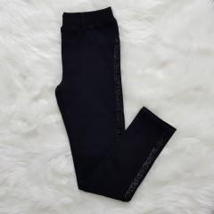 TCM Girls Leggings (BLACK) (134 to 164 CM)