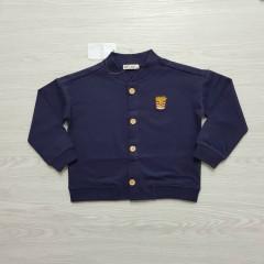 MARI SMORI Girls Sweat Shirt (NAVY) (110 cm to 150 cm)