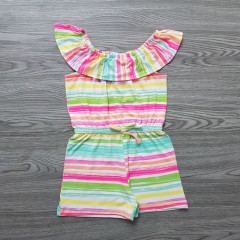 FOREVER ME Girls Romper (MULTI COLOR) (2 to 5 Years)