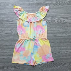 FOREVER ME Girls Romper (MULTI COLOR) (4 to 5 Years)