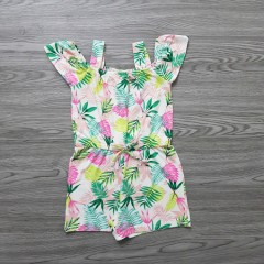 FOREVER ME Girls Romper (MULTI COLOR) (3 to 7 Years)