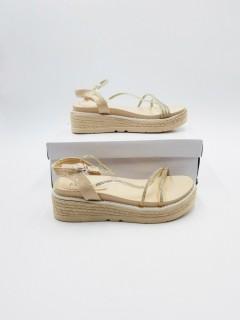FASHION Ladies Shoes (CREAM)(36 To 39)