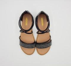 5 G FASHION Ladies Sandals Shoes (BLACK) (36 to 40)