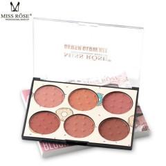 MISS ROSE Blush Glow Kit (02) (mos)