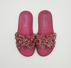 FASHION Girls Slippers (MAROON) (30 to 35)