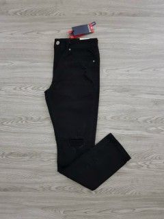 SWITCH Mens Denim Pants (BLACK) (30/30 to 40/32)