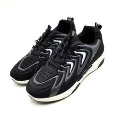 SK FASHION Mens Shoes (BLACK) (40 to 45)