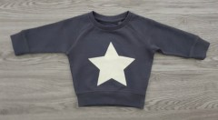 NEXT 8.2 Boys Long Sleeved Shirt (BLACK) (3 Months to 7 years)