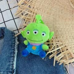 Puppet Pendant (GREEN - BLUE)