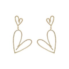 Ladies Earrings  (GOLD)