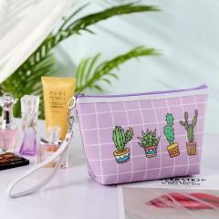 Makeup Bag (PURPLE) (OS)