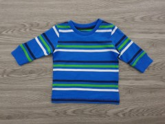 NEXT8.2 Boys T-Shirt (BLUE) (3  Month to 7 Years)