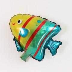 Balloon With Sea Animals Design (MULTI COLOR) ( ONE SIZE )