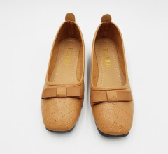 SHE & IN Ladies Shoes (BROWN) (36 to 38)