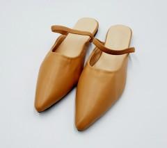 FASHION Ladies Shoes (BROWN) (37 & 39)
