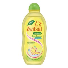 ZWITSAL CANOLA OIL BABY COLOGNE FLORAL KISSES (100ml) (mos)