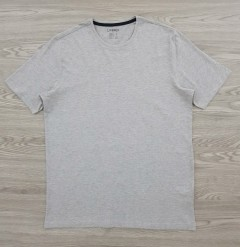 LIVERGY Mens T-Shirt (GRAY) (M - L - XL - XXL)