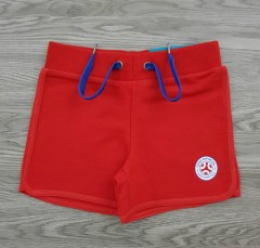EURO2020 Girls Shorty (RED) (4 to 14 Years)