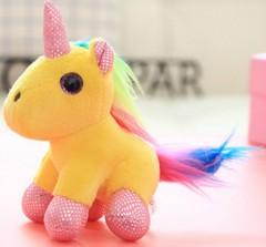Unicorn Toys (YELLOW) (One Size)
