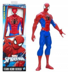 Ultimate Spider-Man Toys (RED - BLUE) (One Size)