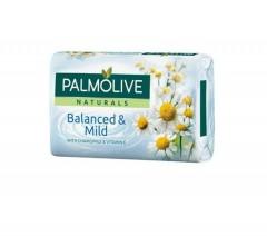 PALMOLIVE  Naturals Bar Soap Balanced & Mild With Chamomile Vitamin E (90g) (mos)