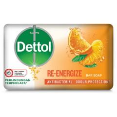 DETTOL  Re-energize Bar Soap (65gr) (MOS)