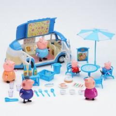 GOOD Ice Cream Food Truck (BLUE) (30.5×14.5×23 CM)
